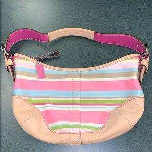 Coach small handbag NWOT